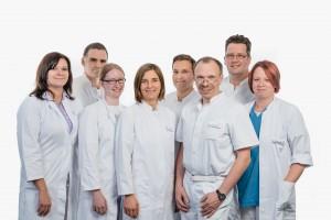 Das Team der Allgemeinchirurgie