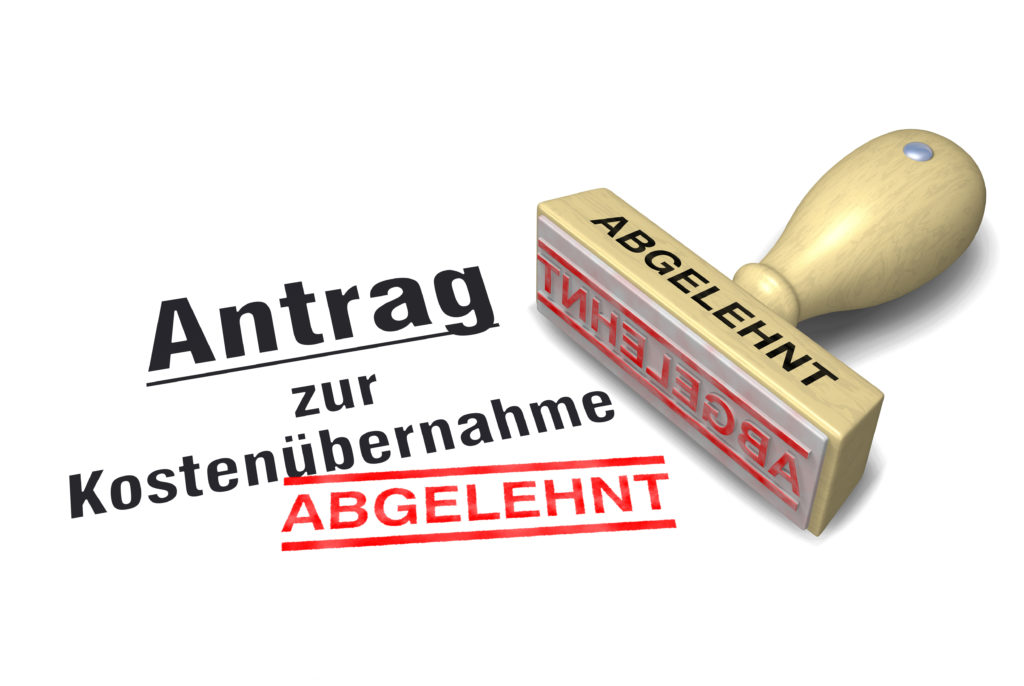 Operation ohne Antrag